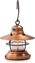 Barebones Mini Edison Lantern - tafellampen elektrisch - koperkleur