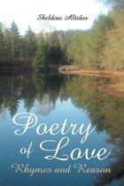 Omslag Poetry of Love