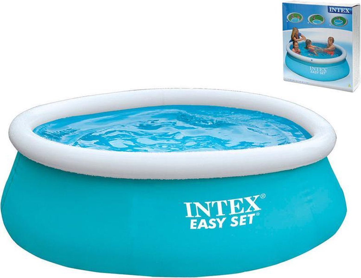Intex - Zwembad - Easy Set Pool - 183x51