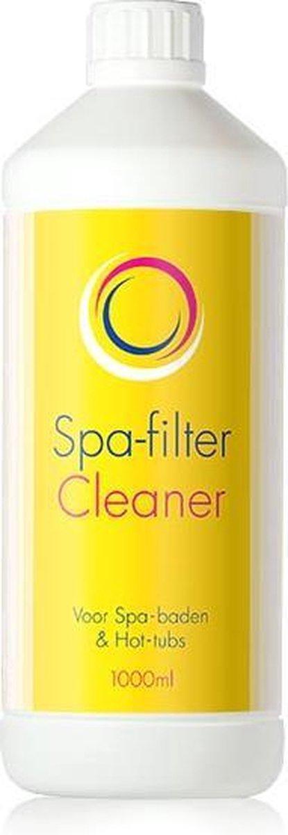 Finsuola Spa-filter Cleaner 1L - Spa-filter Cleaner - Spa - Fliter - Schoonmaak - Onderhoud -