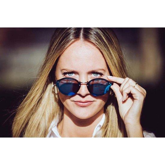 Ocean Sunglasses - LOIRET - Unisex Zonnebril Bruin - Ocean Sunglasses