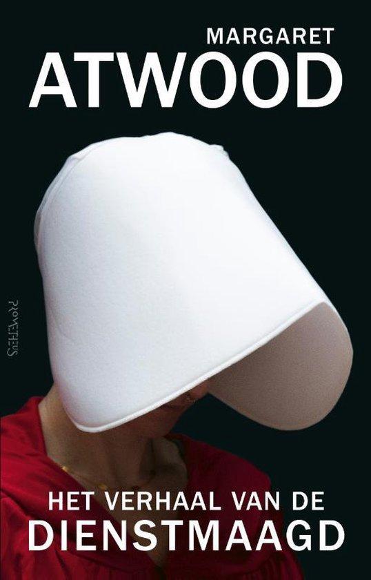 Boek cover Het verhaal van de dienstmaagd van Margaret Atwood (Paperback)