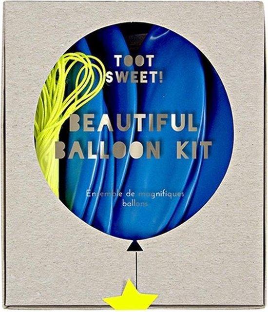 Ballonnenkit - Blauw