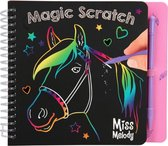 Miss Melody Mini Magic-Scratch Book