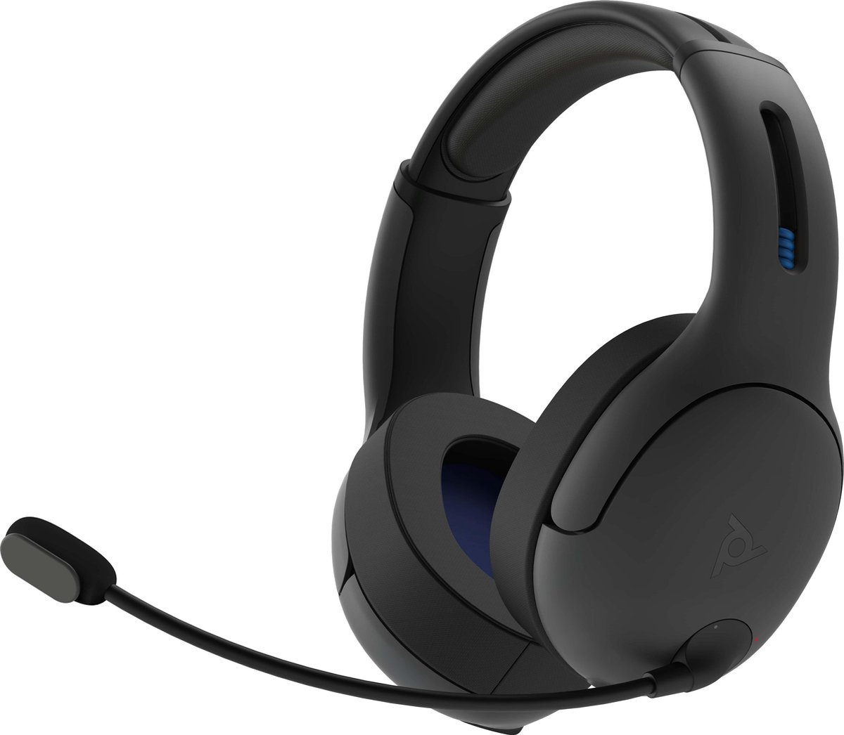 PDP Gaming LVL50 Draadloze Gaming Headset - PS4 & PS5 - Official Licensed - Grijs