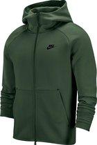 Nike - NSW Tech Fleece Hoody FZ - Heren - maat XL