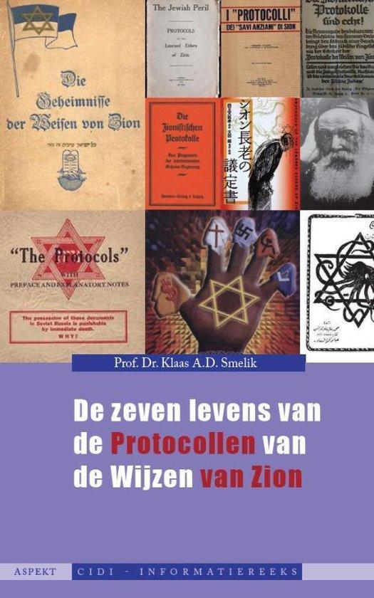 de zeven levens van de protocollen van de wijzen van Zion - Klaas A.D. Smelik   Fthsonline.com