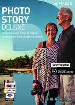 Magix Photostory Deluxe 2020 - 1 Apparaat - Nederlands/Duits/Frans/Engels - Windows Download