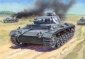 Zvezda - German Tank Panzer Iii (Zve6119)