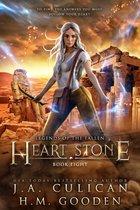Omslag Heart Stone