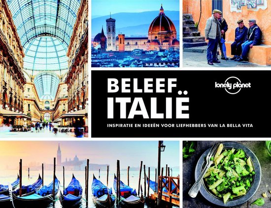 Lonely planet - Beleef Italië - Lonely Planet |
