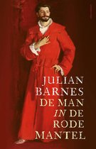 Boek cover De man in de rode mantel van Julian Barnes (Onbekend)