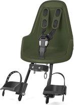 Bobike One Mini Fietsstoeltje Voor - Olive Green