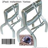 Mollenklem 2pack  Yankee