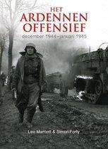 Boek cover Het Ardennen offensief van Simon Forty (Hardcover)