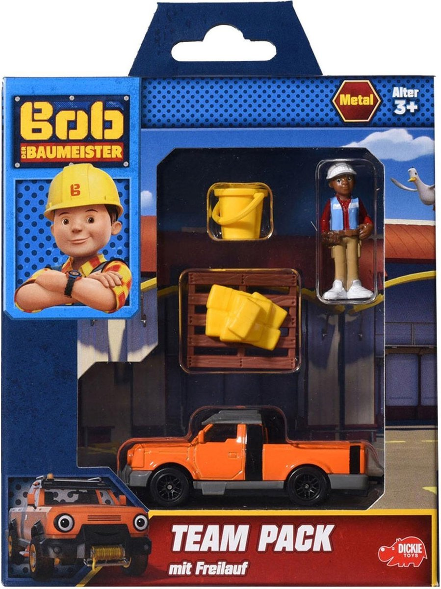 Bob de Bouwer Teamset - Tread