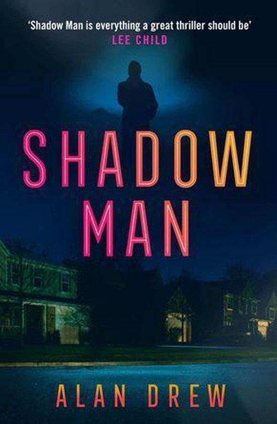 Omslag van Shadow Man