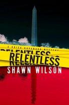Omslag Relentless