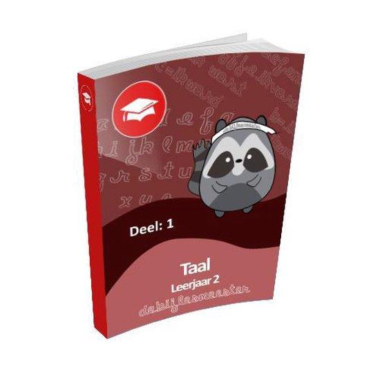 Oefenboek Leerjaar 2 Taal - Deel 1 - De Bijlesmeester | Fthsonline.com