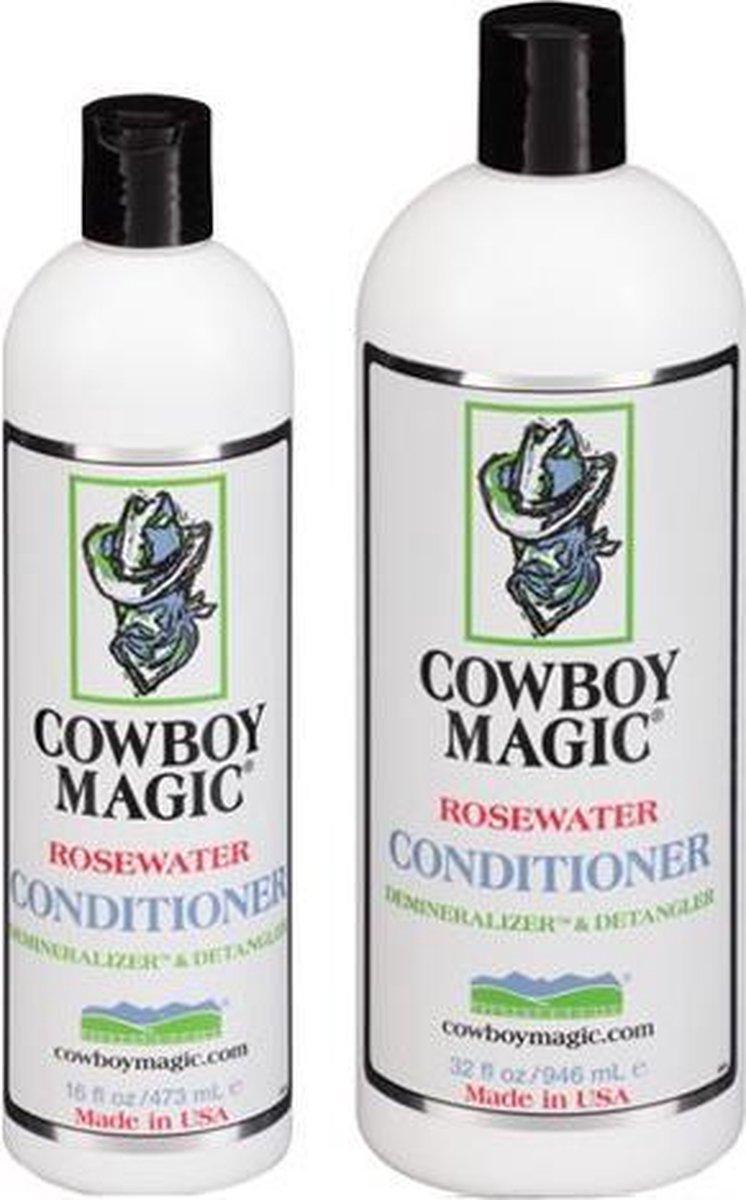 Cowboy Magic Rosewater Conditioner - 473 ml