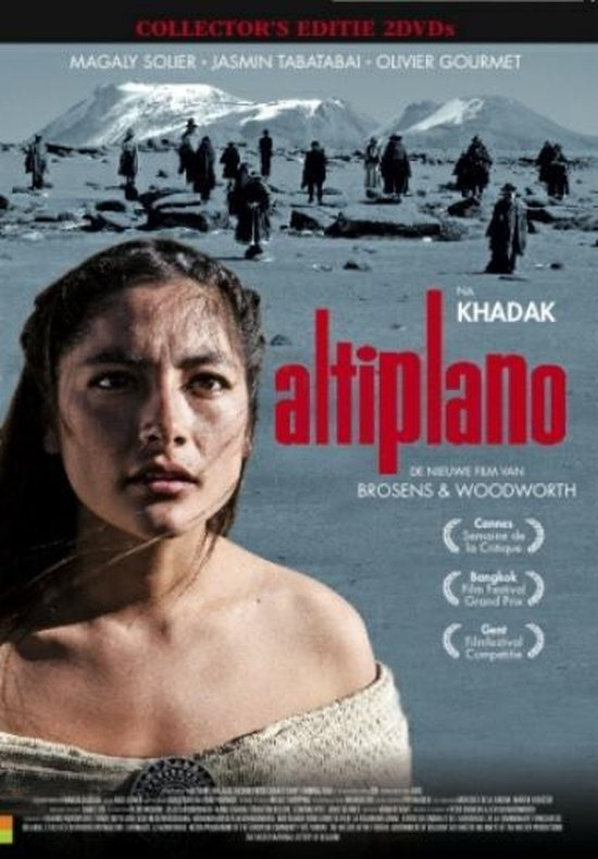 Cover van de film 'Altiplano'
