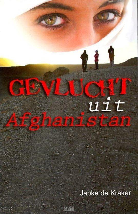 Cover van het boek 'Gevlucht Uit Afghanistan'