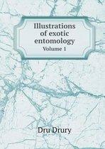 Illustrations of Exotic Entomology Volume 1