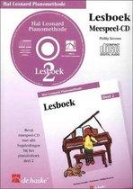 Meespeel CD bij de Hal Leonard Pianomethode - Speelboek Deel 2 (Let op, dit is alleen de CD. Het boek dient u apart te bestellen)
