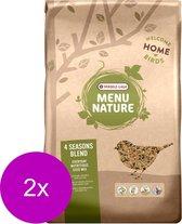 Versele-Laga Menu Nature 4 Seasons Blend - Buitenvogelvoer - 2 x 12.5 kg
