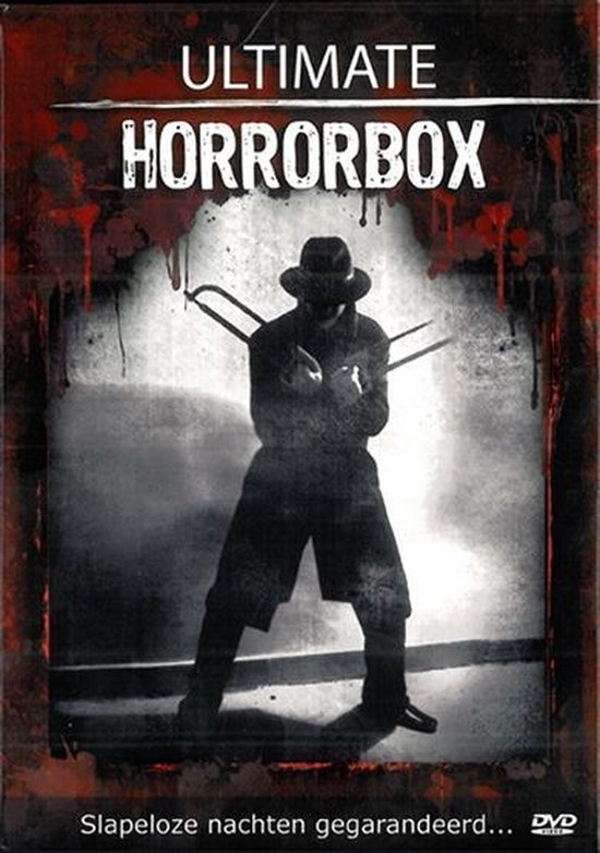 Cover van de film 'Ultimate Horror Box 2: Sasquatch Hunters / Greed / South Of Hell'