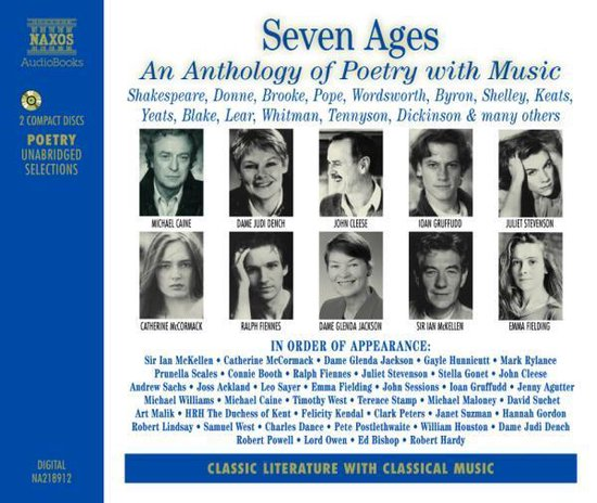 Omslag van Seven Ages