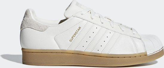 adidas Superstar W Sneakers Dames - Cloud White - Maat 37 1/3