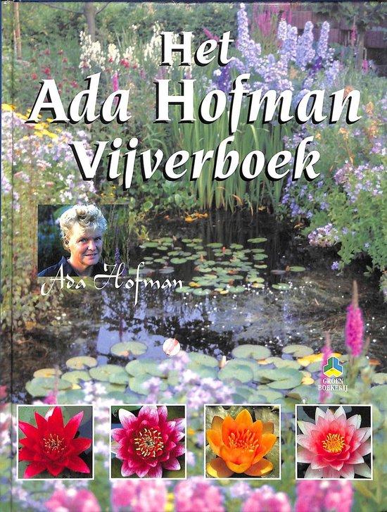 Het Ada Hofman vijverboek - Ada Hofman   Fthsonline.com