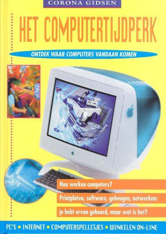 Cover van het boek 'Het computertijdperk'