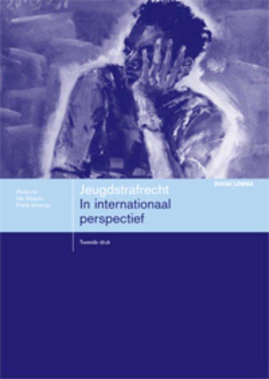 Jeugdstrafrecht. in internationaal perspectief - none pdf epub