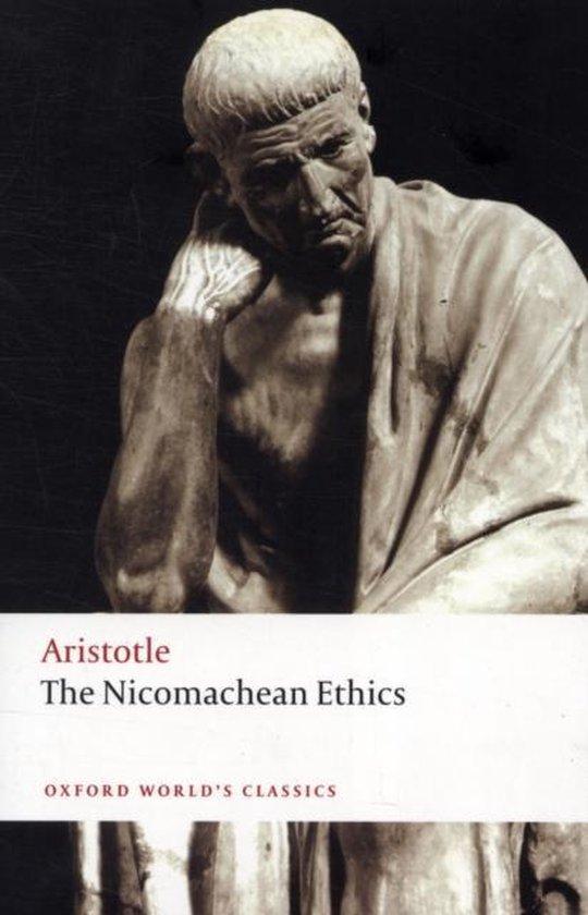 Boek cover The Nicomachean Ethics van Aristotle (Paperback)