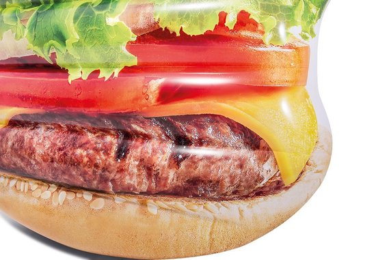 Intex Hamburger Luchtbed