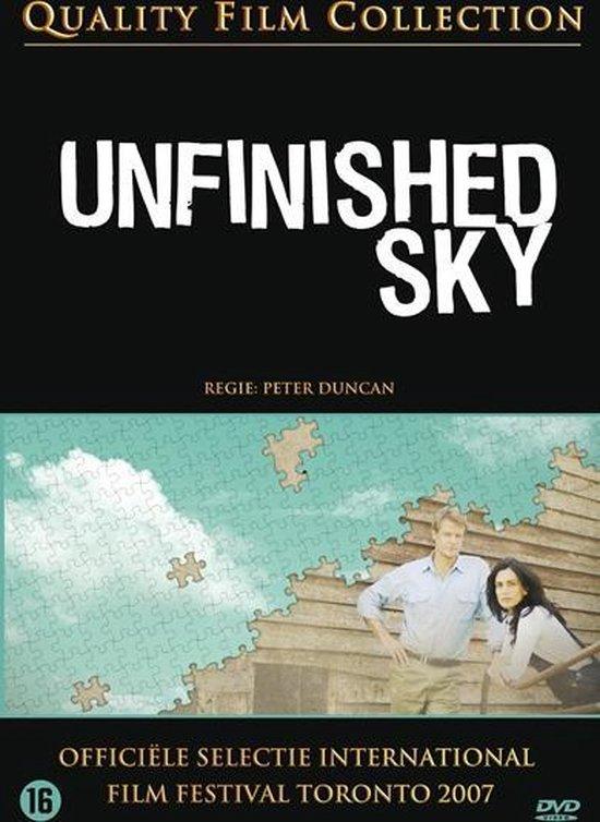Cover van de film 'Unfinished Sky'