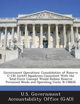 Government Operations