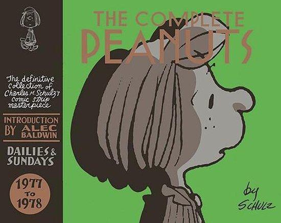 Boek cover The Complete Peanuts 1977-1978 van Charles M Schulz (Hardcover)