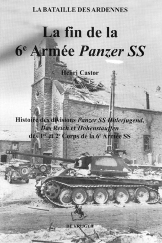 Le GI face a la 6e Armee SS / II