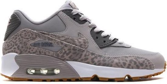bol.com | Nike Air Max 90 Leather SE GG Atmosphere Grey ...