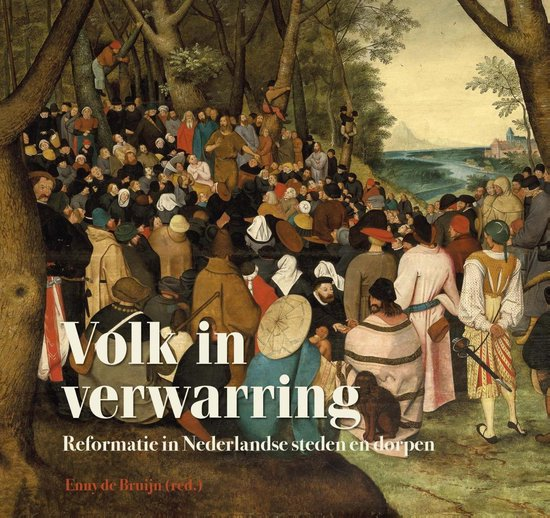 Volk in verwarring - none |