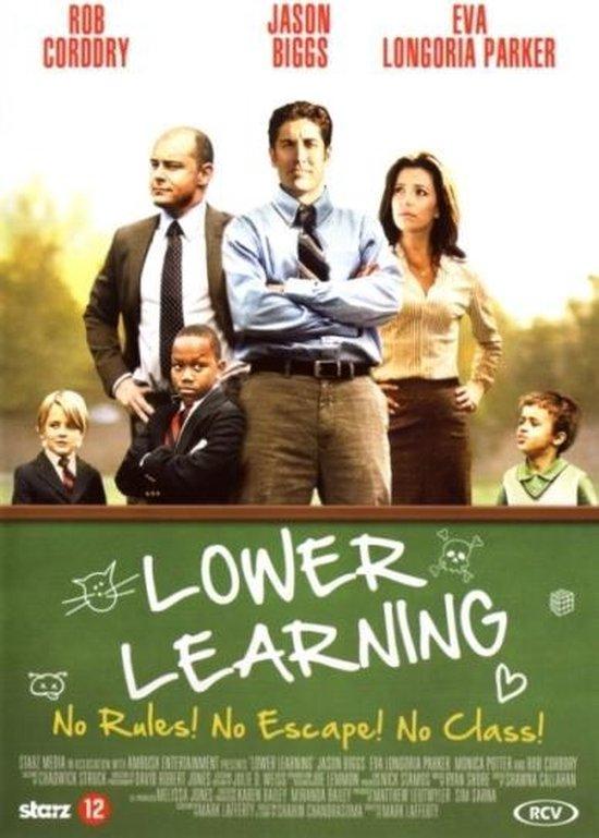 Cover van de film 'Lower Learning'