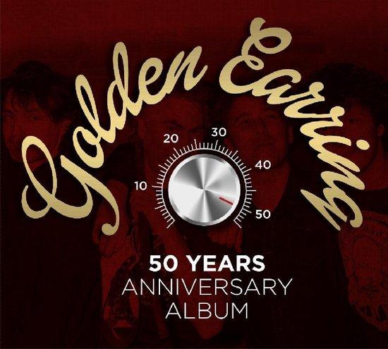 CD cover van 50 Years Anniversary Album van Golden Earring
