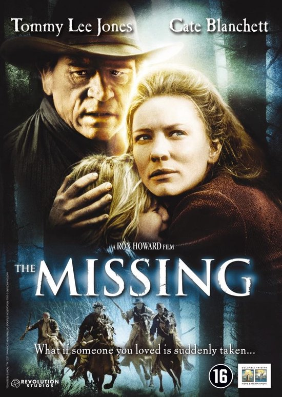 Cover van de film 'The Missing'