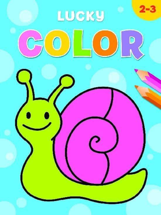Lucky color 2-3 jaar - none pdf epub
