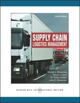 Supply Chain Logistics Management 4e