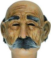 Half masker oude man