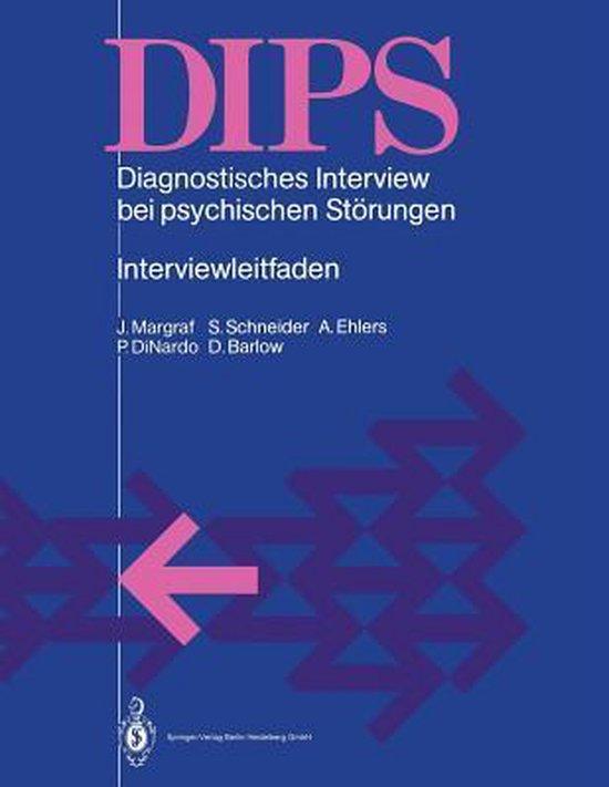 Dips Diagnostisches Interview Bei Psychischen Storungen